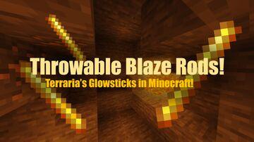 Glowsticks Minecraft Data Pack