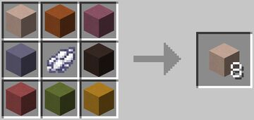 Universal Dyeing Minecraft Data Pack