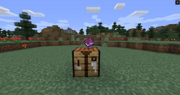 Crafting OP Enchantments Minecraft Data Pack