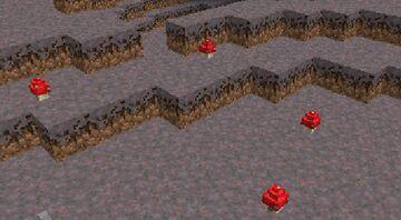 Better Mushroom Islands Minecraft Data Pack