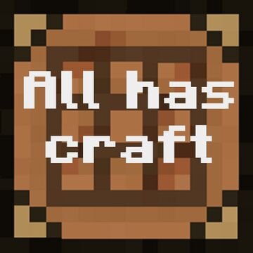 All has craft Minecraft Data Pack