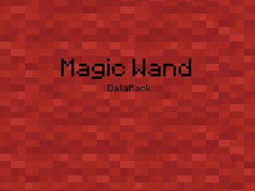 Magic Wand 1.16 Minecraft Data Pack