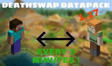 Deathswap Datapack 1.17 Minecraft Data Pack