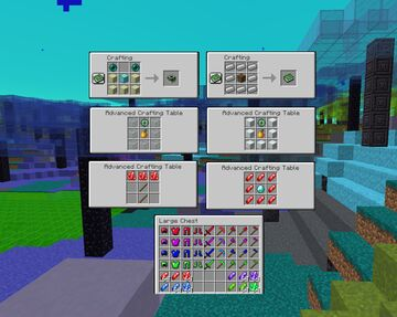 More Dimensions Minecraft Data Pack
