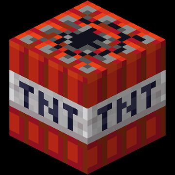 Minecraft, but TNT spawns every five seconds Minecraft Data Pack