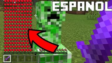 Creepers multiplicate your health Minecraft Data Pack