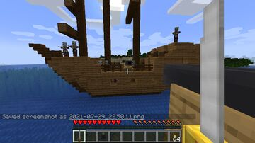 Pirate Weapons Datapack - Entry for Speed-Packing Contest Minecraft Data Pack