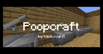 Poopcraft   Poop in Minecraft v1.1 Minecraft Data Pack