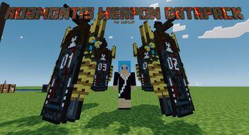 Rosmontis Weapon Datapack for 1.17 Minecraft Data Pack