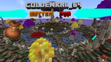 GoldenKra Better PvP 1.0.2 (Improve your PvP Experience) Minecraft Data Pack