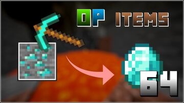 OP Stuff!! (for Minecraft 1.17 - for PC) Minecraft Data Pack