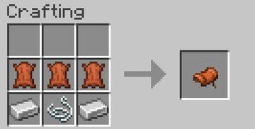 Horse Armor [Datapack] Minecraft Data Pack