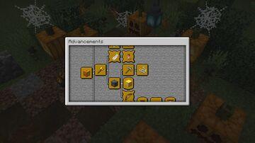 HowdyWeen! - helloween advancements Minecraft Data Pack