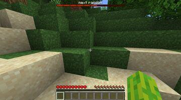 Minecraft but random chaos happens every ten seconds Minecraft Data Pack
