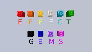 Effect Gems Minecraft Data Pack
