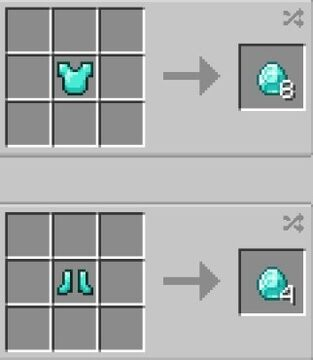 RecyclablesRecipes Minecraft Data Pack