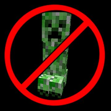 No Creeper Griefing (with mobGriefing on) Minecraft Data Pack