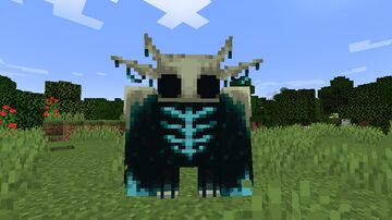 Yet Another Warden for 1.17 Minecraft Data Pack