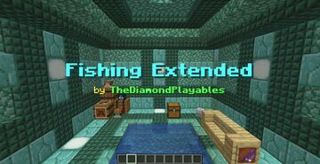 Fishing Extended[1.16x] - More Items to Fish! Minecraft Data Pack