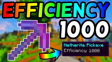 pickaxes get enchanted when you craft them Minecraft Data Pack