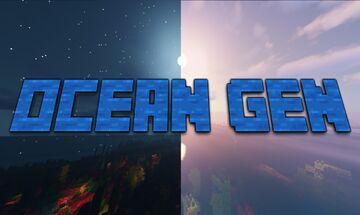 [1.16.X] Ocean Gen [Ocean World] (Alpha) Minecraft Data Pack