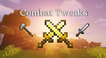 Pleasenotme's Combat Tweaks Minecraft Data Pack