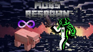 Mobs Respawn When Killed! -  Idea from Fundy's Baby Mode Minecraft Data Pack