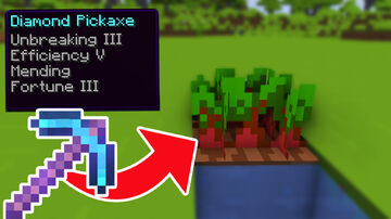 Minecraft but beetroots are op Minecraft Data Pack