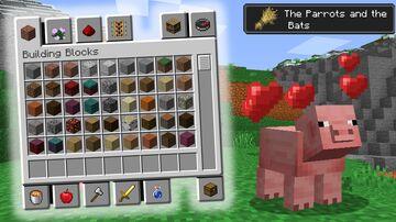Minecraft But Breeding Gives Creative Mode Minecraft Data Pack