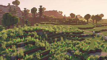 Sparrowhawk's Immersive Biomes Minecraft Data Pack