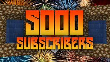 Minecraft 5000 subscriber special DIMENSIONS Minecraft Data Pack