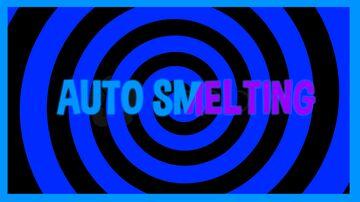Auto Smelting Minecraft Data Pack