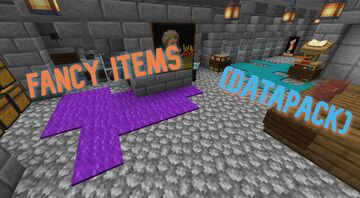 Fancy Items Minecraft Data Pack