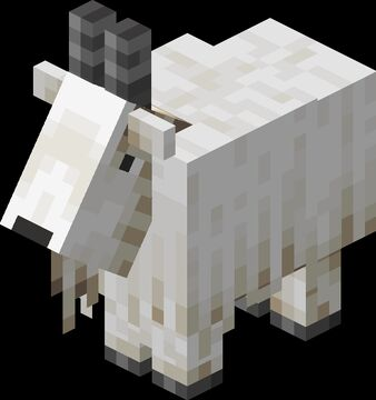 Craftable Goat for 1.17 Minecraft Data Pack