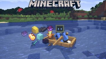 MInecraft But Boating Is OP Minecraft Data Pack