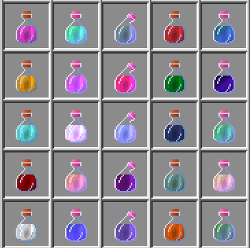 POTIONS !