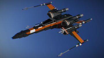 [1.16-1.17 Vanilla] Star Wars Starfighter Battles Minecraft Data Pack
