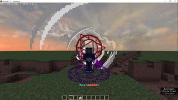 Explosion Minecraft Data Pack