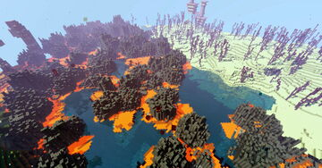 Everything | Every Biome in one World! The more, the merrier! Minecraft Data Pack