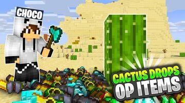 El cactus es op 😨😨😨😨😨😨😨😨 Minecraft Data Pack