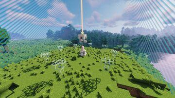 Survival Games Mini-game Minecraft Data Pack