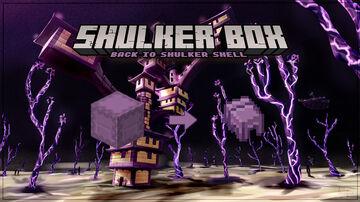 Shulker Box to Shulker Shell Minecraft Data Pack