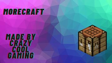 MoreCraft V1.3a Minecraft Data Pack