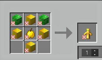 Craftable Totem Minecraft Data Pack