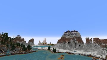 William Wythers' Overhauled Overworld - Terralith add-on Minecraft Data Pack