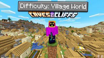 Villages World Minecraft Data Pack