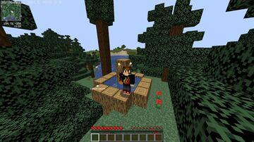 Minecraft, but walking on the grass kills Minecraft Data Pack