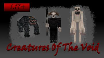 Creatures Of The Void -   data pack   Minecraft Data Pack