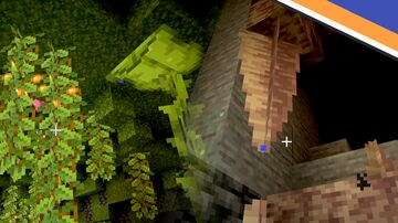 1.18 Cave Generation and Hidden Biomes in Separate Dimension Minecraft Data Pack
