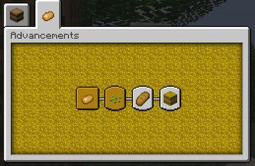 Vegetal Chapter Pack Minecraft Data Pack